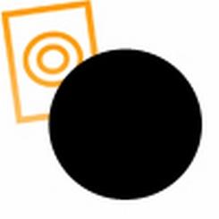 TCP Flex zwart 40D diameter 1,75 mm
