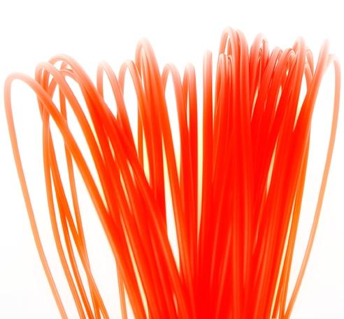 3D Print Filament rubber TPC 45D