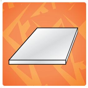PLA sheet